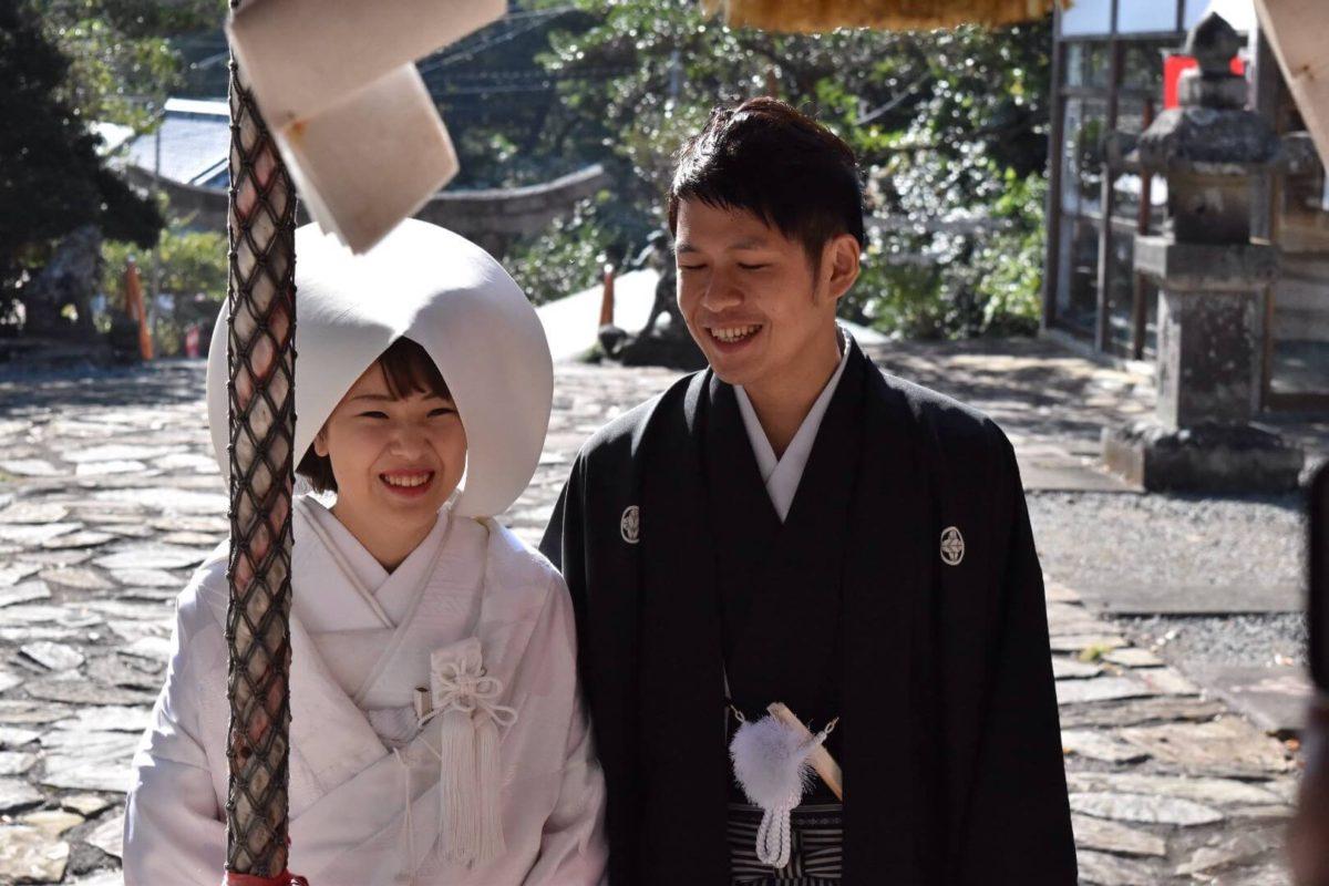 御崎神社にて
